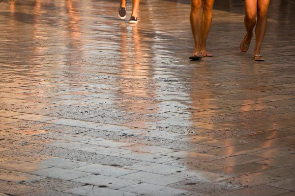 Stradun street in Dubrovnik