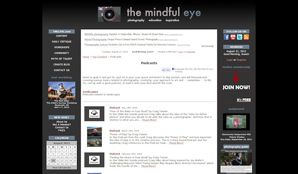The Mindful Eye