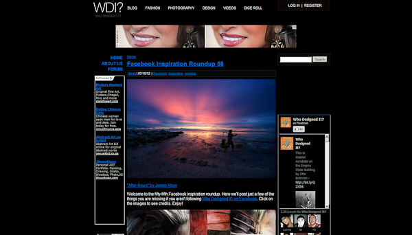 Photography Blogs