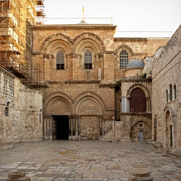 Bazylika Świętego Grobu w Jerozolimie