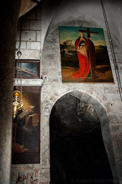 Kaplica Znalezienia Krzyża Świętego przez świętą Helenę