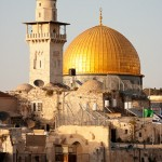 Jerusalem, Navel of the World
