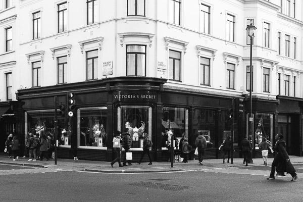 New Bond Street, London